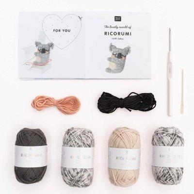Amigurumi Puppen - Amigurumi | Ricorumi | Geschenksets neu bei strickdirwas
