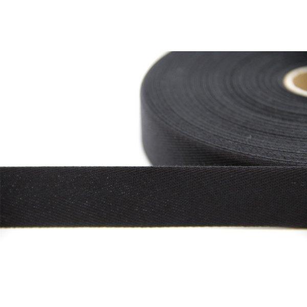 15mm | 50m Rolle Köperband | Nahtband | 100 % Baumwolle