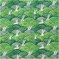 Rico Design | Stoffabschnitt | Musselin-Druckstoff |...