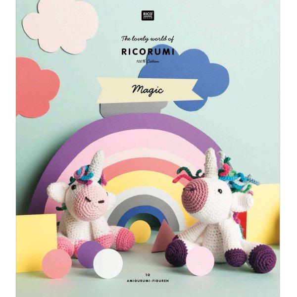 Rico Design   Anleitungsheft   Ricorumi   Magic