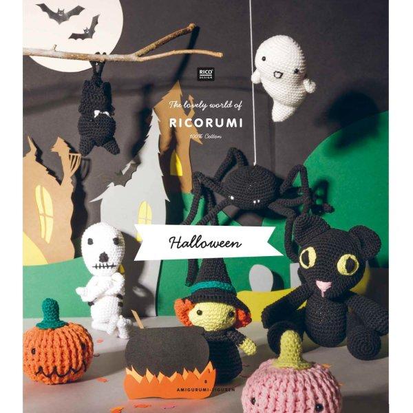 Rico Design   Anleitungsheft   Ricorumi   Halloween