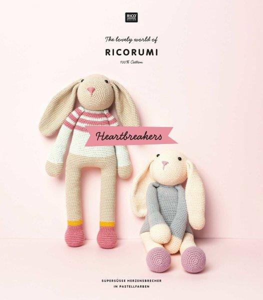 Rico Design   Anleitungsheft   Ricorumi   Heartbreakers