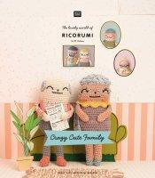 Rico Design | Anleitungsheft | Ricorumi | Crazy Cute Family