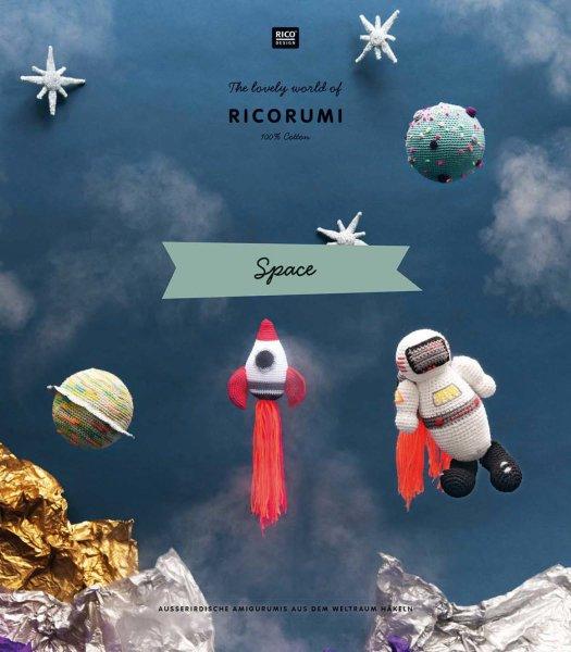 Rico Design   Anleitungsheft   Ricorumi   Space