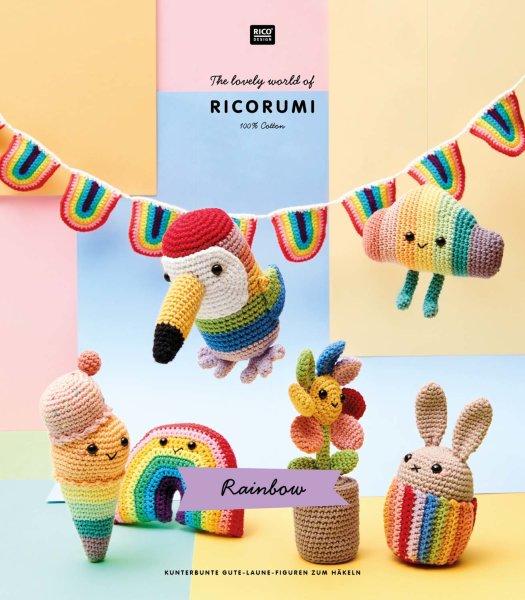 Rico Design   Anleitungsheft   Ricorumi   Rainbow