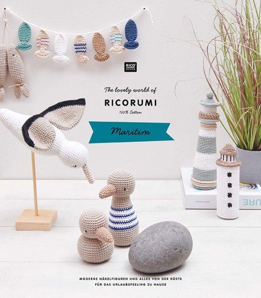 Rico Design   Anleitungsheft   Ricorumi   Maritim