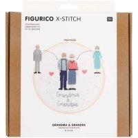 Rico Design   Stickpackung   Figurico   Grandma &...