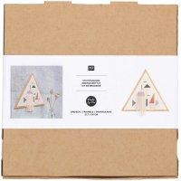 Rico Design | Stickpackung | Dreieck Geometrische Formen