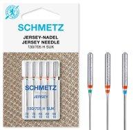 Schmetz   Jersey Nadeln   5er Packung 130/705HSUK Nm...