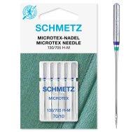 Schmetz   Microtex Nadeln   5er Packung 130/705H-M