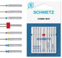 Schmetz   Nähmaschinen-Nadeln   9er Packung...