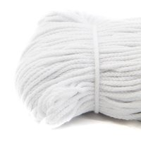 4mm   100m Kordel   100% Baumwolle   mit Polyester Kern  ...