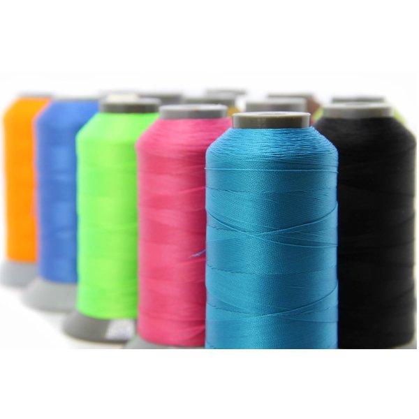 Nm.60   1500m Nähgarn   100 % Polyester   für mittel-schwere Stoffe