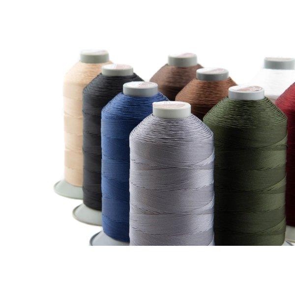 Nm.10 | 1000m Nähgarn | 100 % Polyester | für sehr schwere Stoffe